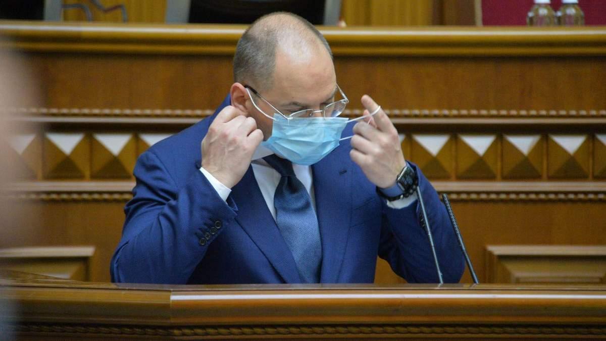 Степанов відповів щодо своєї відставки: що він сказав