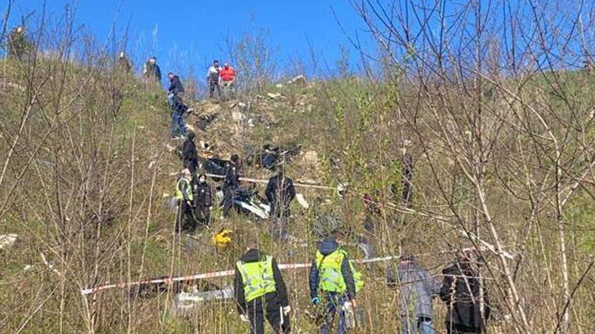 В Киеве нашли сумку с расчлененным телом