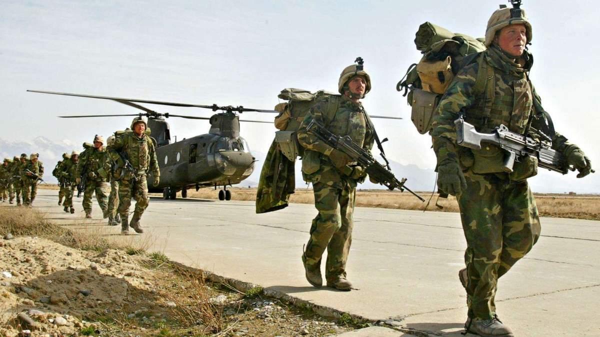 Армія США у Афганістані