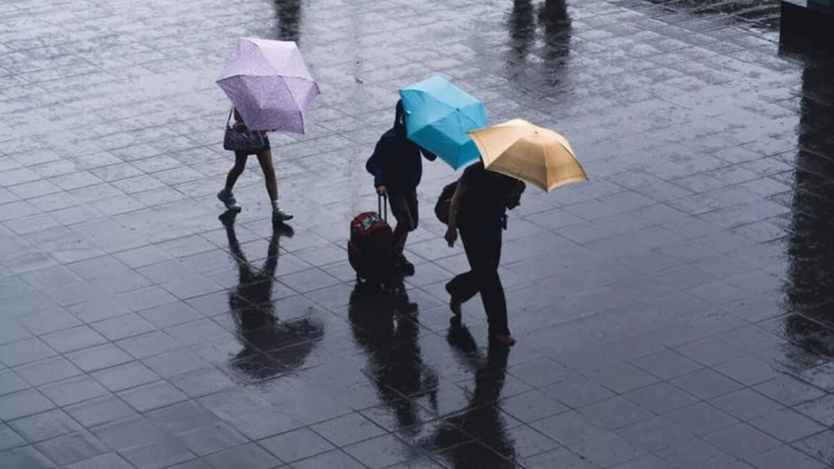 Прогноз погоди на 3 травня: буде прохолодно і прийдуть грози
