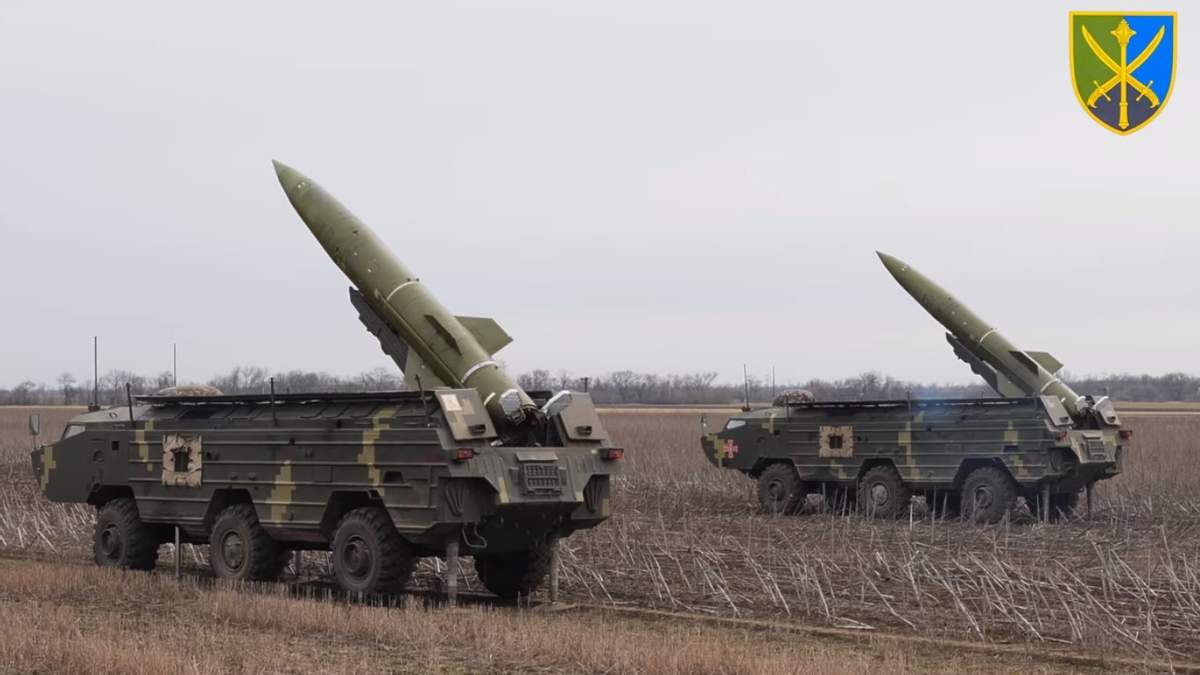 Украина развернула под Крымом тактические ракеты Точка-У: видео