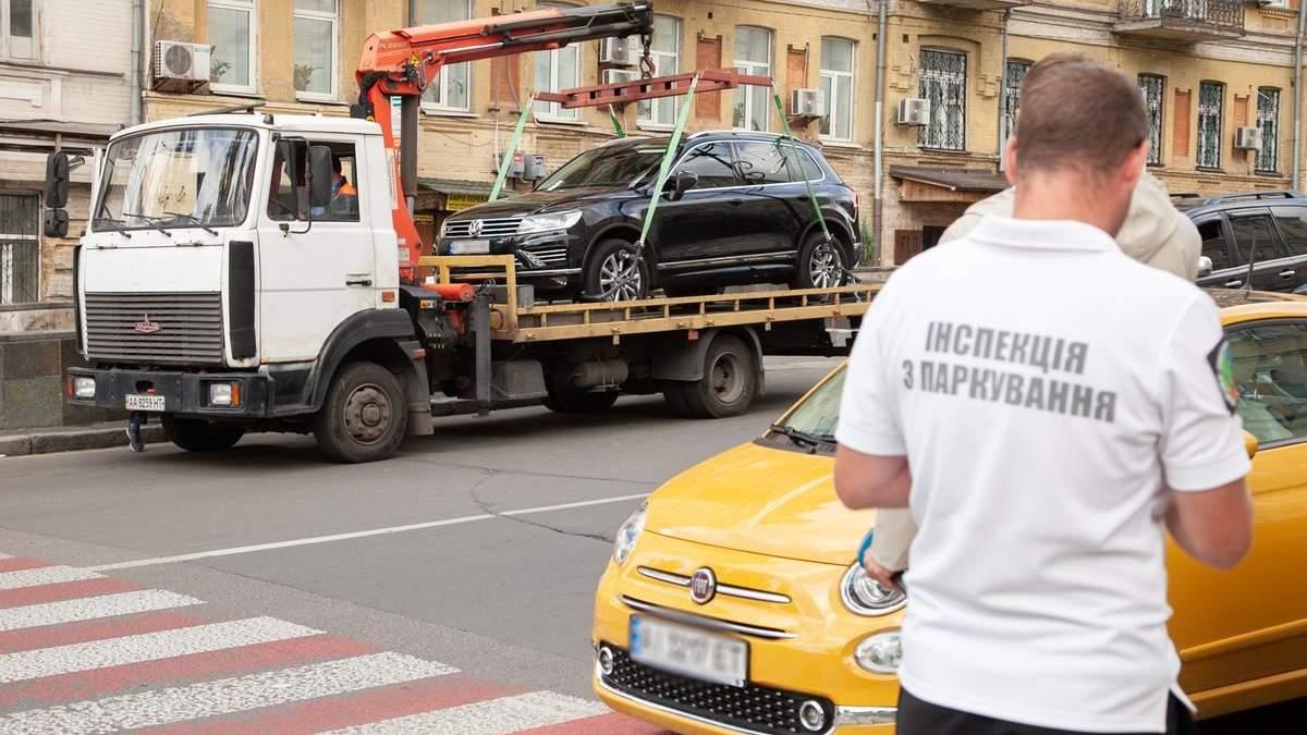 У Києві запустять автоматичну фіксацію порушень при паркуванні