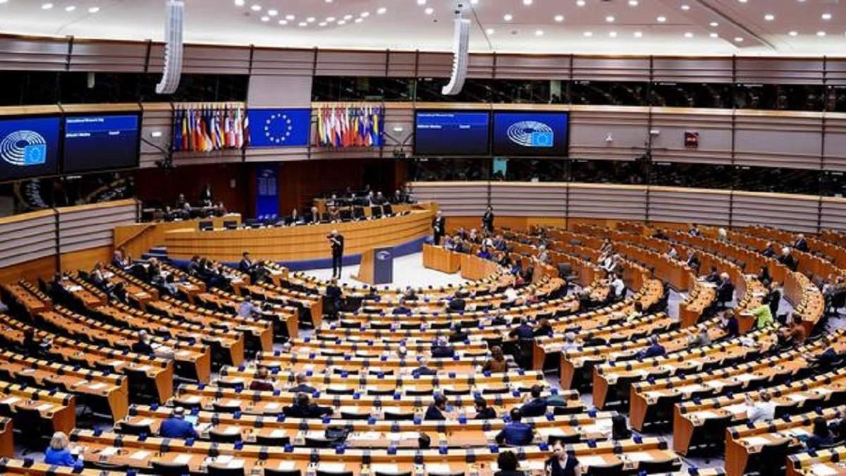 Европарламент ратифицировал торговое соглашение с Британией