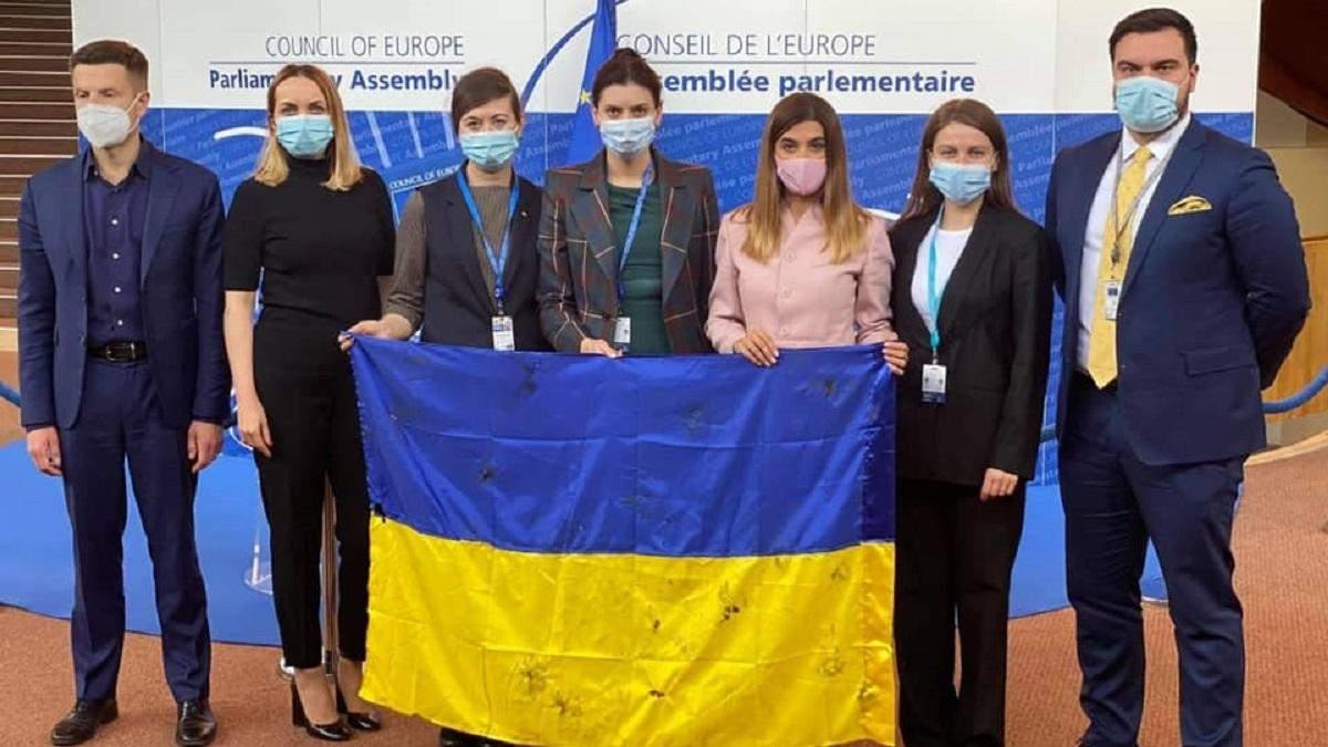 ПАРЄ заборонила виступати Олексію Гончаренку: реакція України