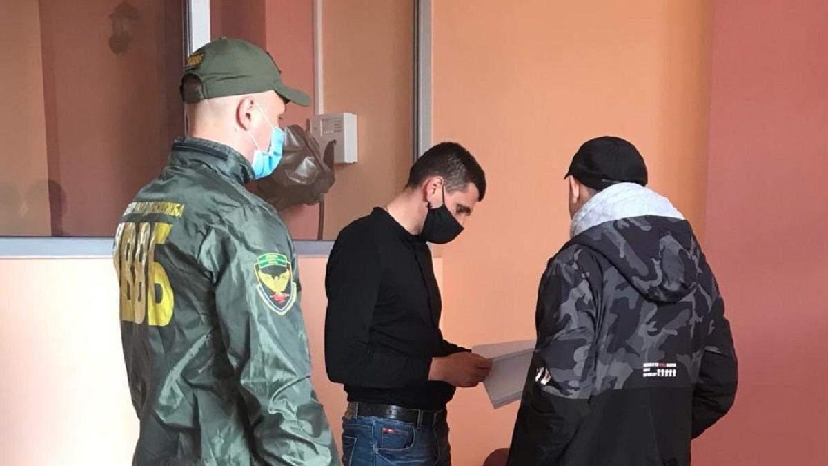 Прикордонник втік у Росію зразу після початку війни: його затримали