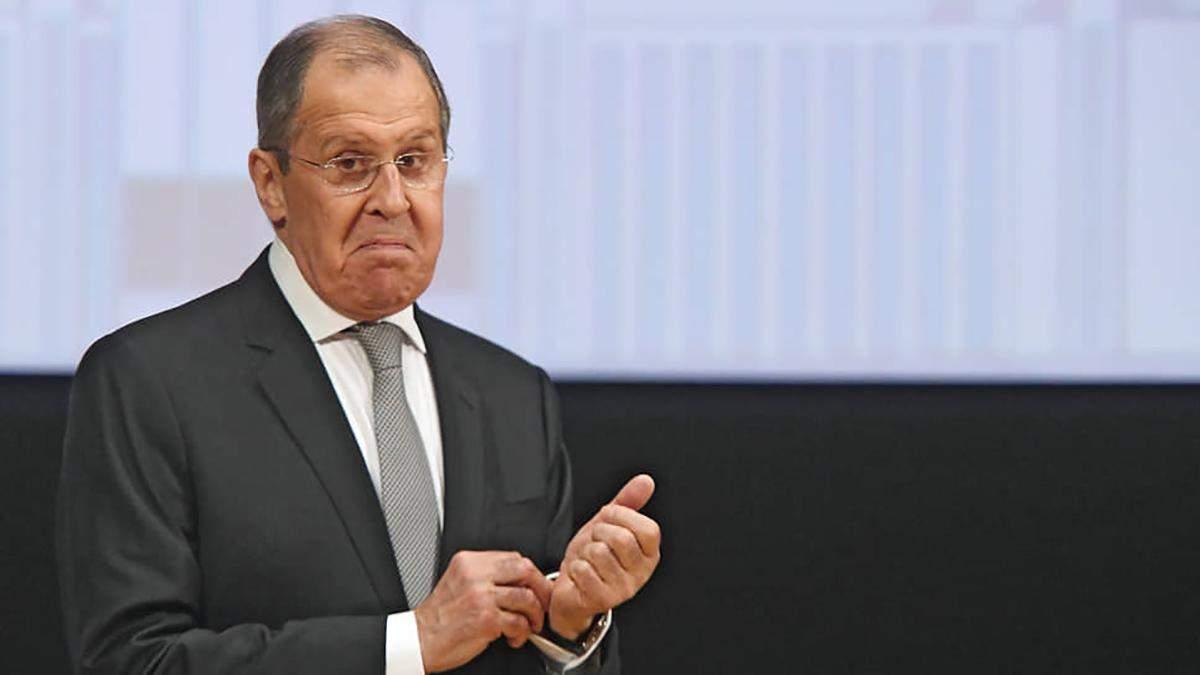 Лавров потерял авторитет среди мировых коллег, – Скорина
