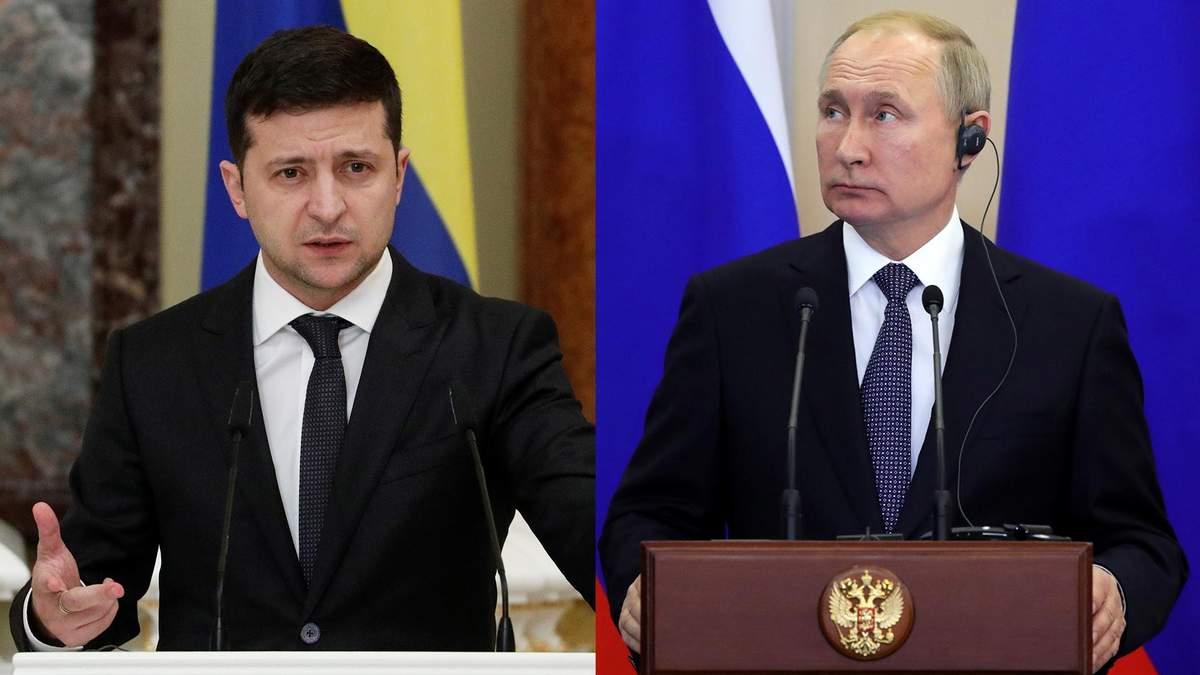 Зеленский может встретиться с Путиным в Иерусалиме или Вене
