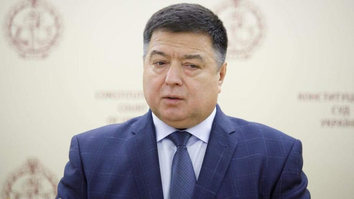 Отстраненный председатель КСУ Тупицкий опять не пришел в суд