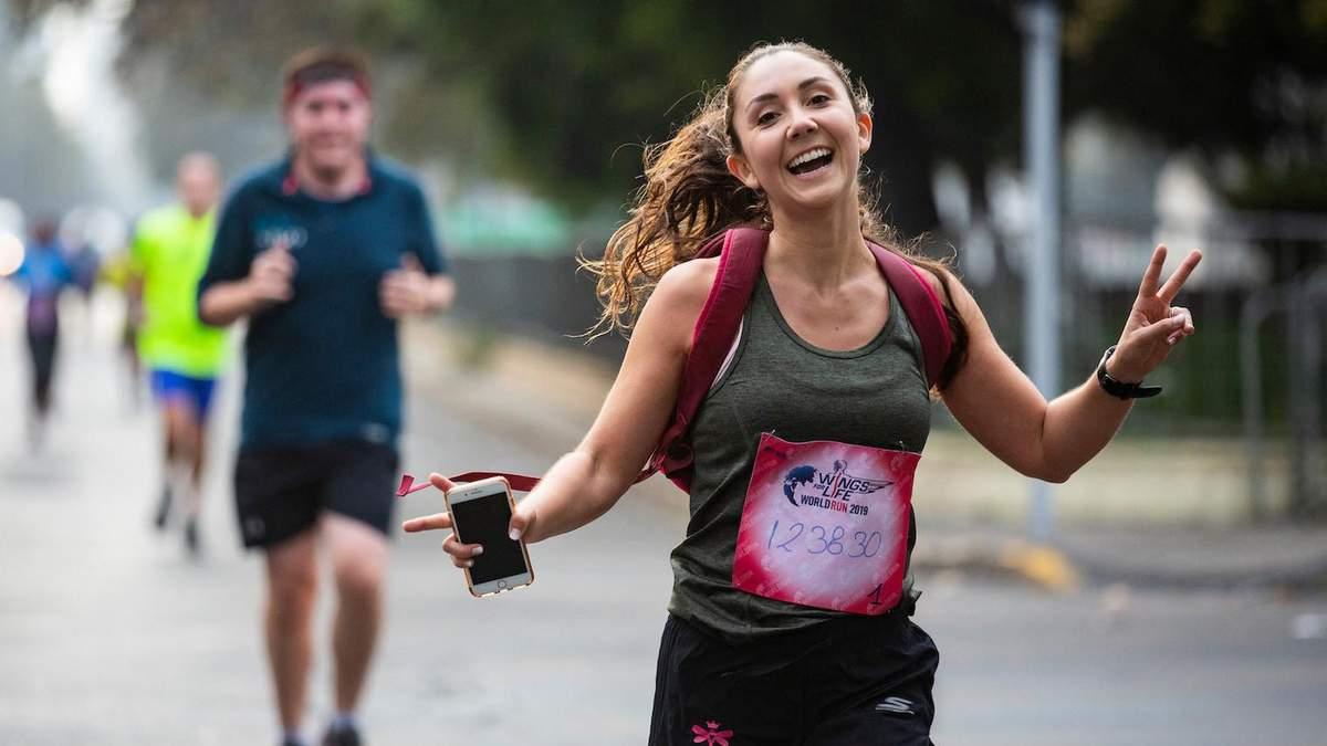Всесвітній забіг Wings for Life World Run 2021