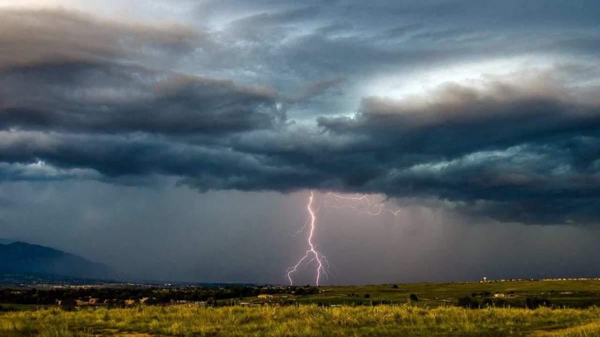 Погода 1 мая 2021: прогноз от синоптиков Украины
