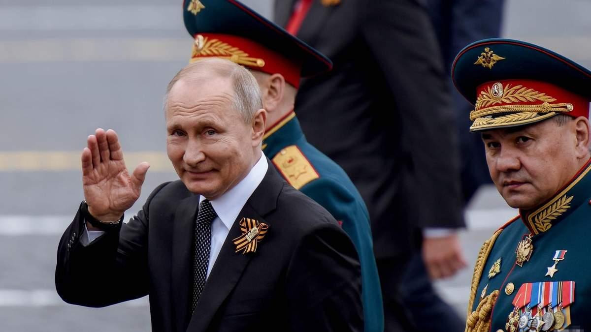 Путін перетворюється в Гітлера ХХІ століття