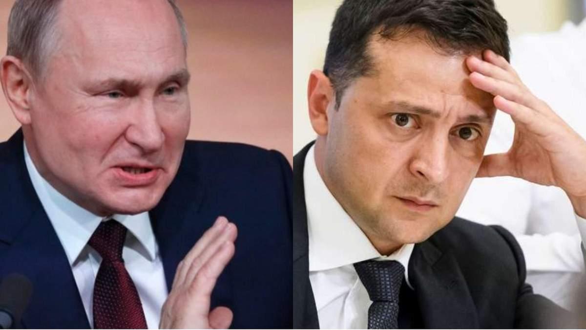 Зустріч Зеленського та Путіна може вибити усі козирі Кремля