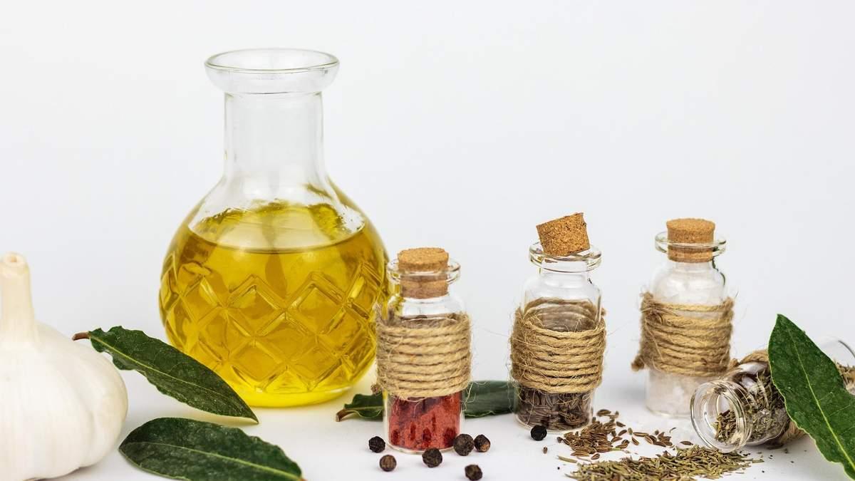 Рослинні олії: у чому їхня користь для організму