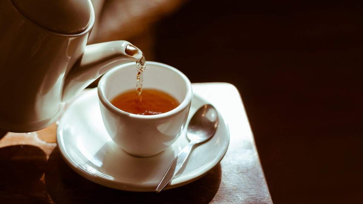 Чай: особливості, користь і види - як його правильно пити