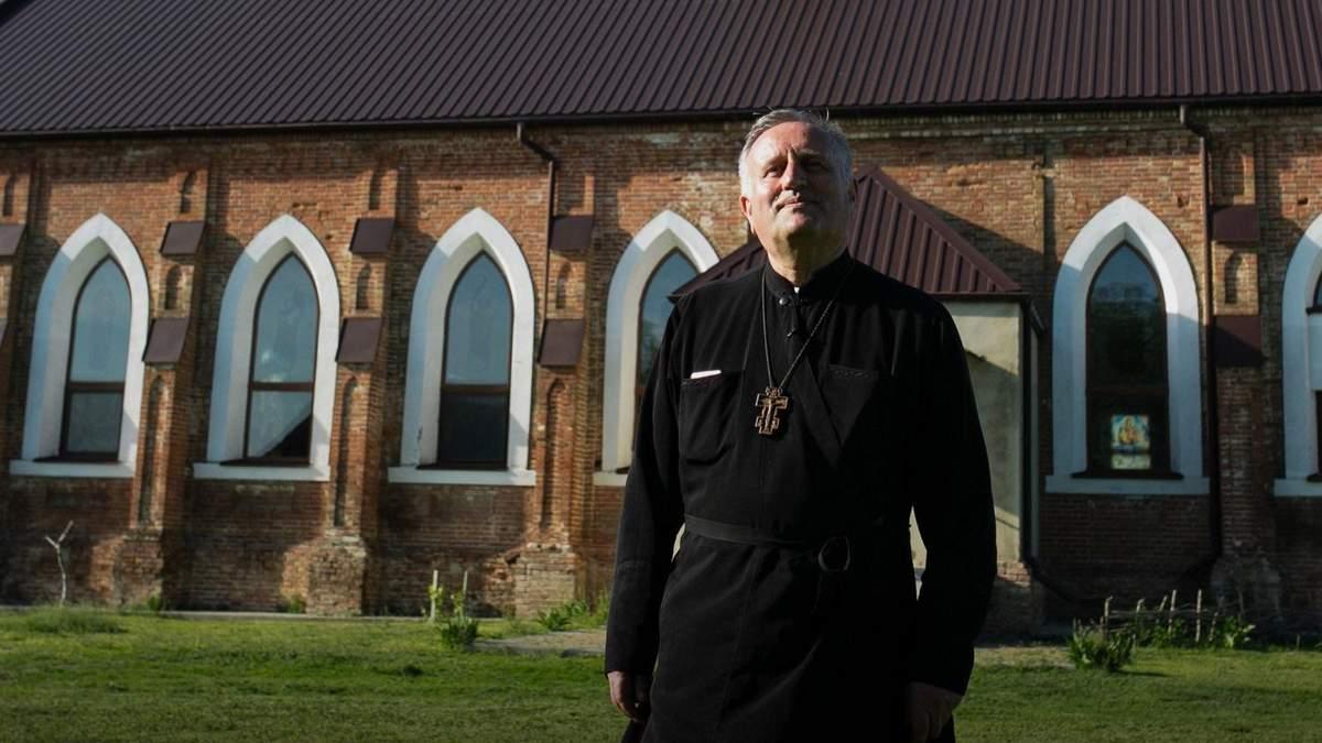 Как отец Петр Креницкий и его сообщество меняют Мелитополь: видео