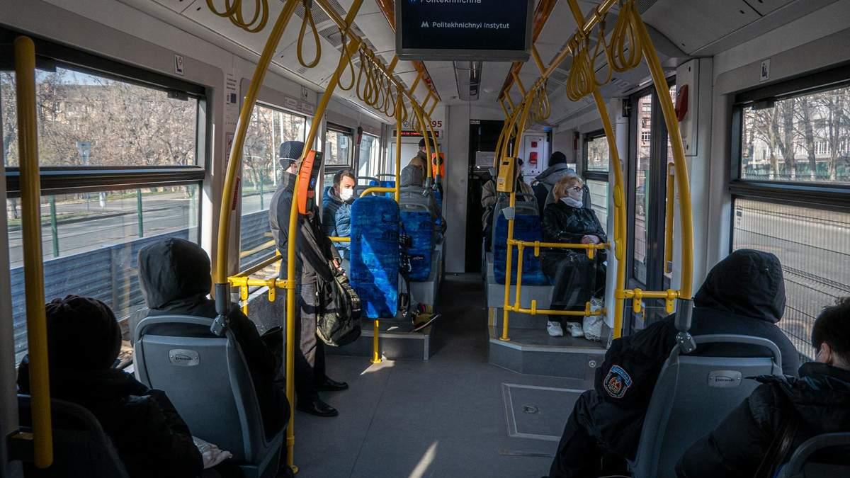 Як працює метро і наземний транспорт у Києві 1 травня 2021