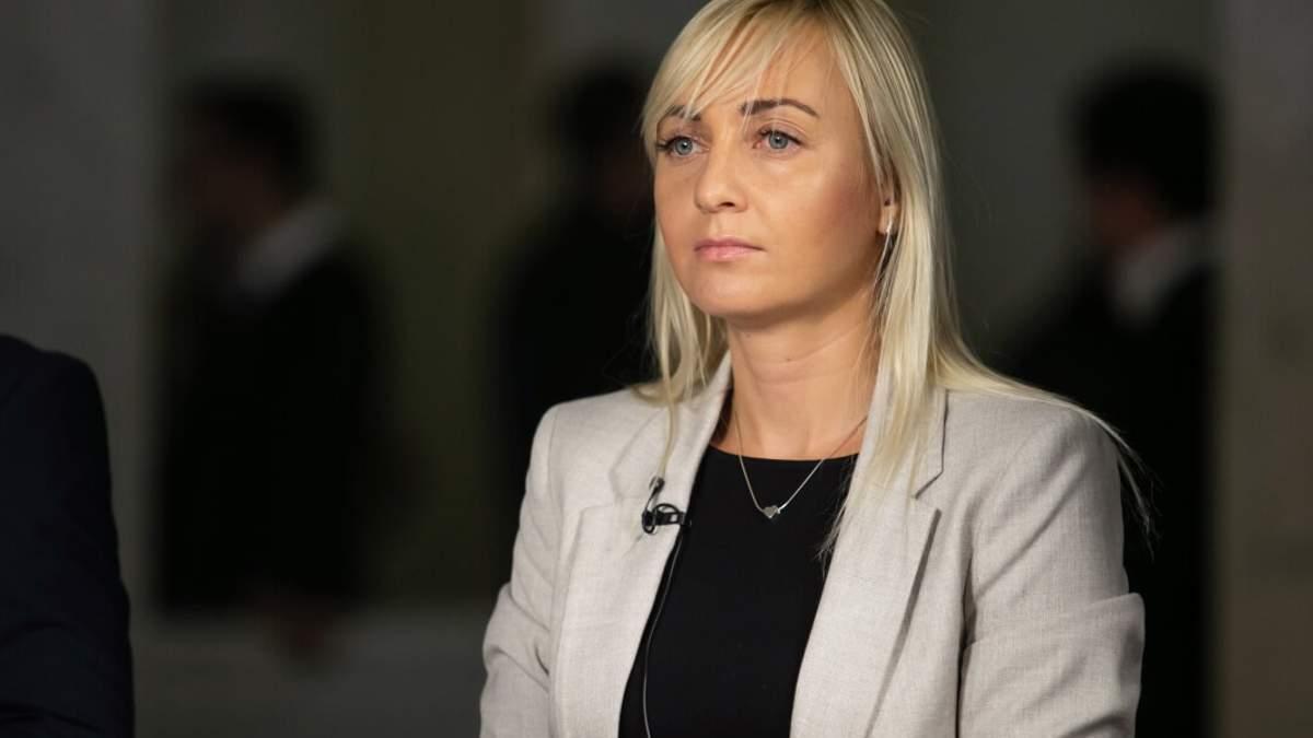 Российский реванш, - Устинова о попытке Портнова переписать историю