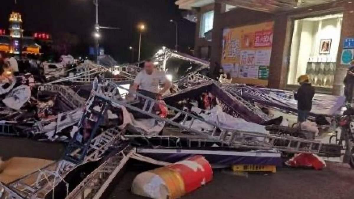 Жахливий ураган у Китаї: загибки и багато постраждалих