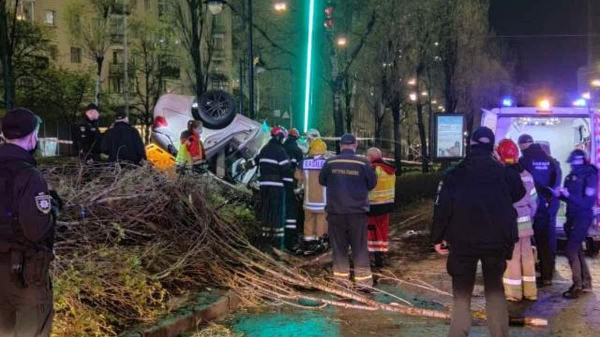Прокурор спростував зв'язки винуватця ДТП у Києві та ексглави МВС