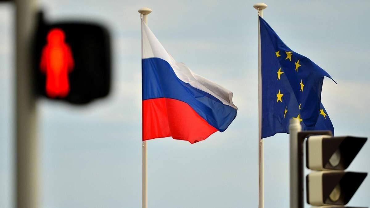 Росія обрала конфронтацію, – в ЄС рішуче засудили санкції Кремля