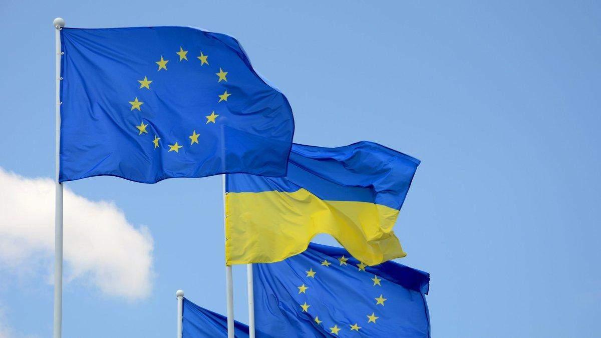 Украина поддержала ЕС в войне санкциями с Россией
