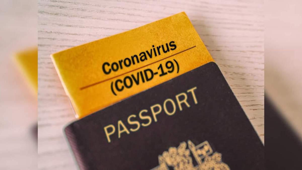 Відразу 7 країн ЄС у травні почнуть випробування COVID-паспорти