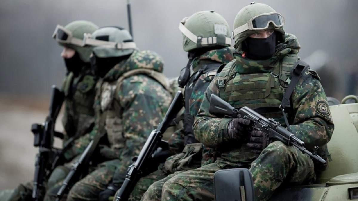 Сотрудники ГРУ России участвовали в войне на Донбассе