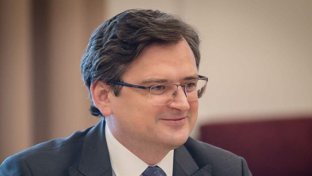 Кулеба каже, що Єрмак не виконує функцій міністра закордонних справ