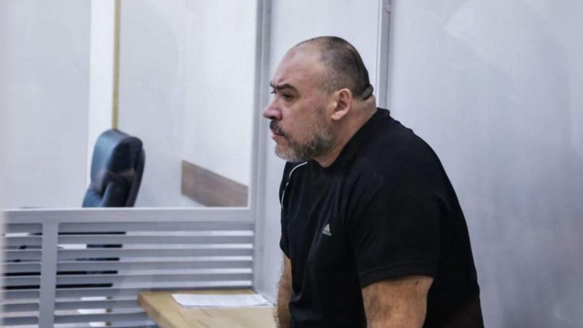 Організатор тітушок Майдану Крисін отримав нову підозру за дії у тюрмі