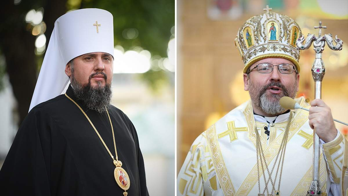Пасхальные послания Епифания и Святослава в 2021: текст