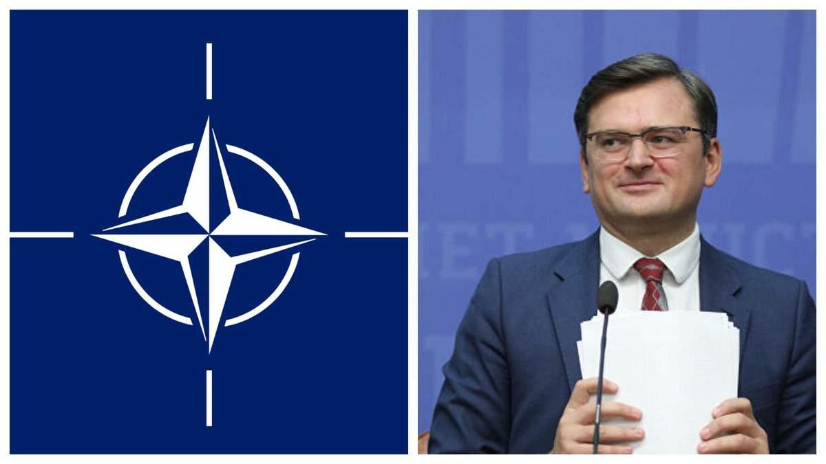 Кандидатура посла Украины в НАТО уже утверждена, – Кулеба