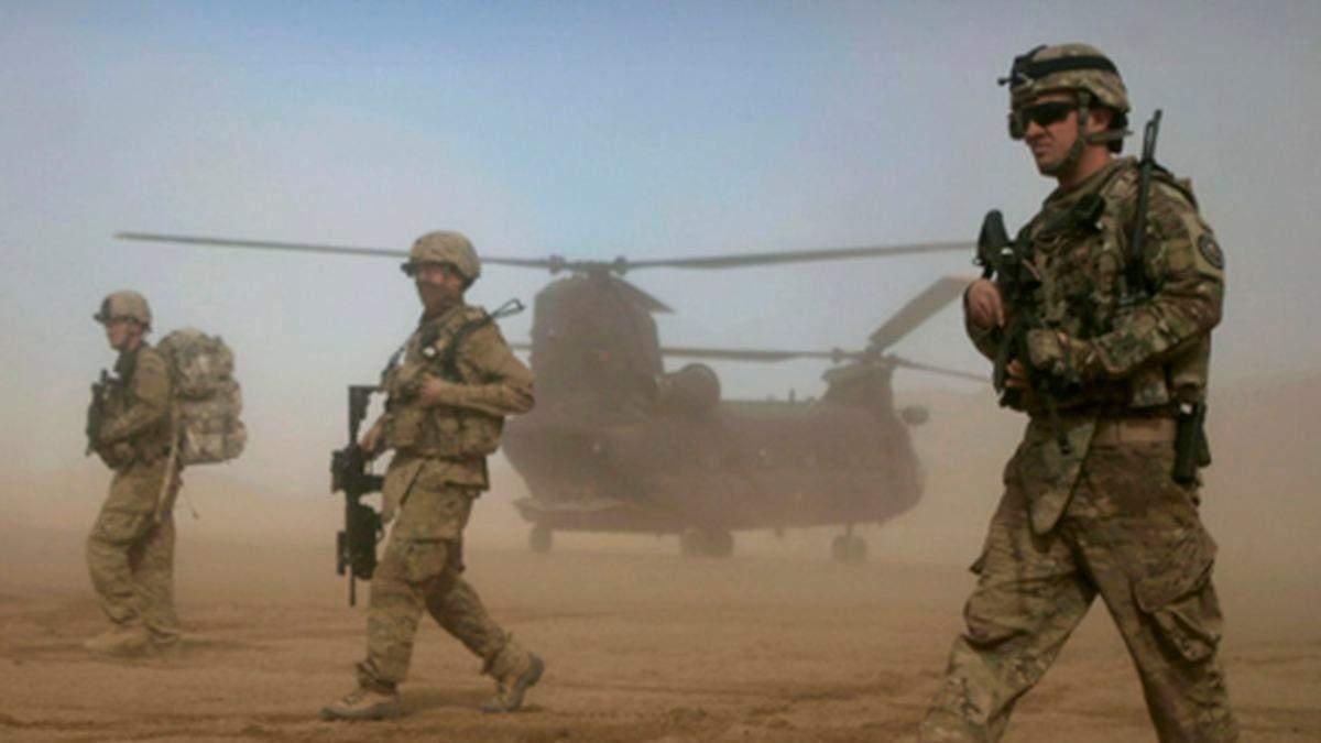 Талибан в Афганистане пригрозил напасть на военных США и НАТО