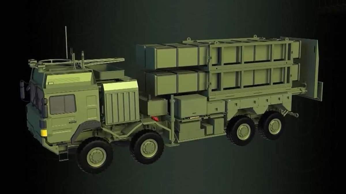 """""""Южное"""" представило новую мощную зенитно-ракетную систему """"Кильчень"""" – Техника войны"""