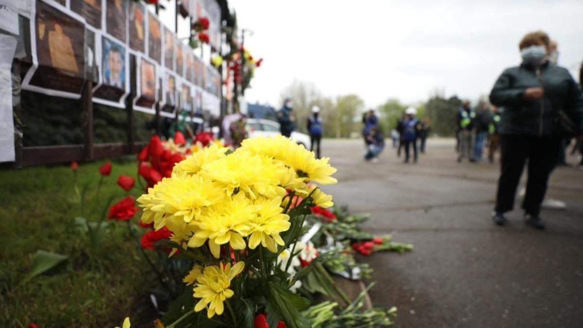 Годовщина трагедии в Одессе: полиция охраняет Куликовое поле
