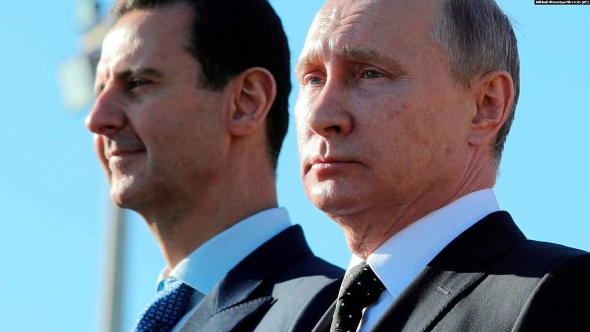 Політичний близнюк Путіна: чим закінчаться вибори в Сирії у травні