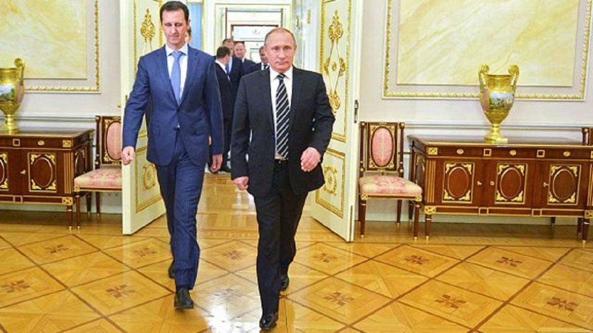 Імітація демократії, – Мацарський про вибори президента Росії та Сирії