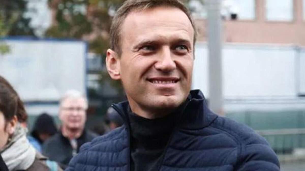 Навальный после голодания: трансформация из скелета продолжается