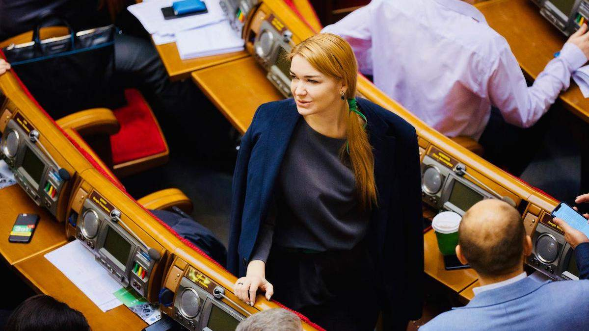 Перша реакція зі Слуги народу на рішення суду щодо перемоги Вірастюка