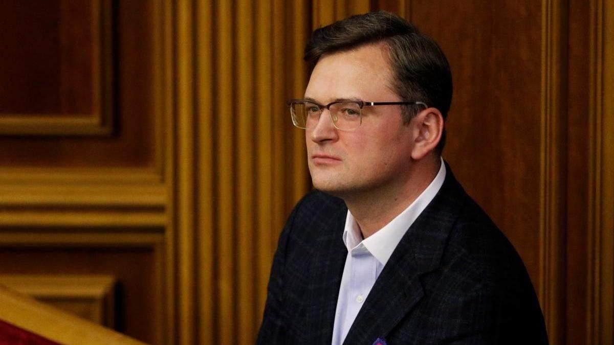 Маємо шукати альтернативу – Кулеба про врегулювання конфлікту з Росією