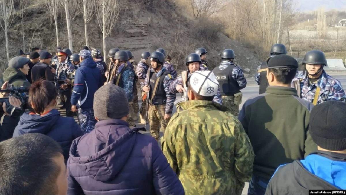 Конфликт Кыргызстана и Таджикистана: возросло число жертв