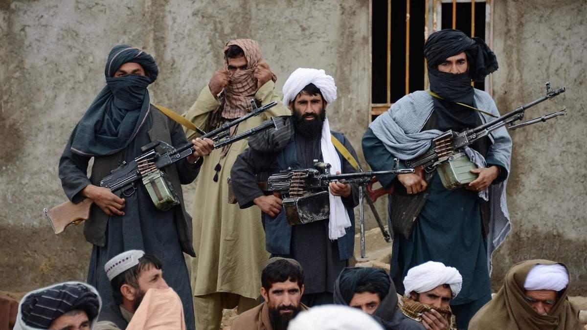 В США предположили, что Талибан может захватить власть в Афганистане