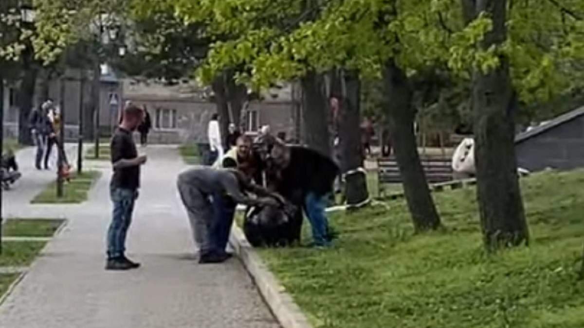 У Миколаєві на робітників викликали поліцію: причина