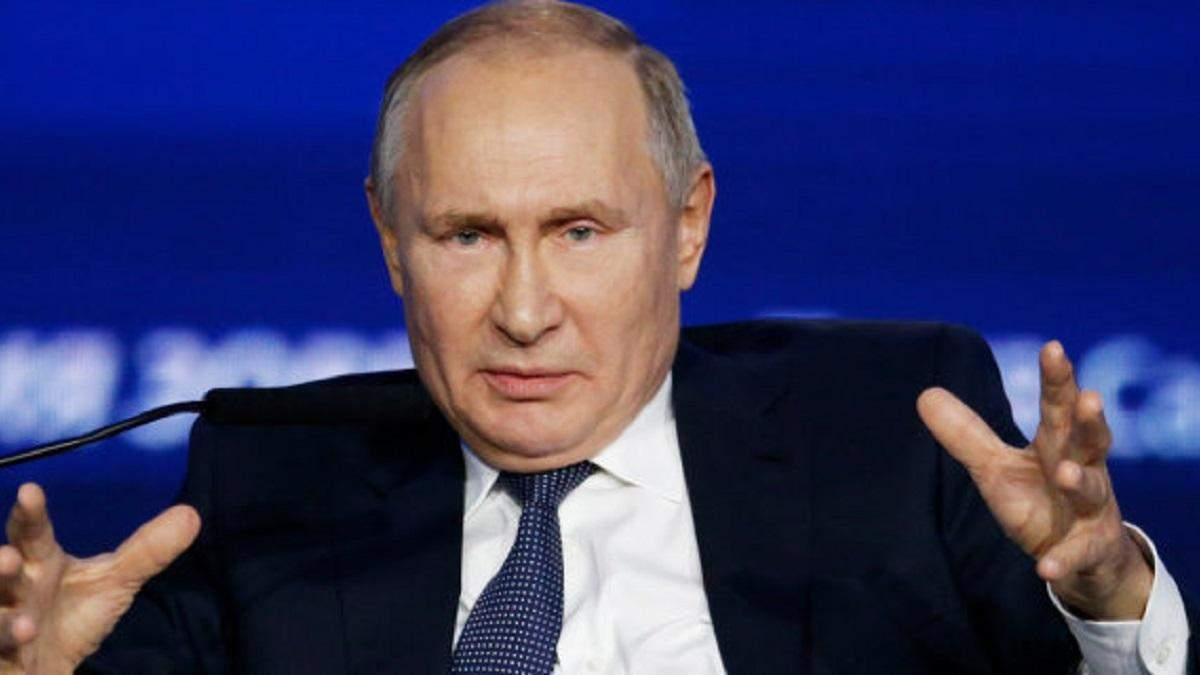 Путін не партнер, – політикиня закликала ЄС відреагувати на дії Кремля