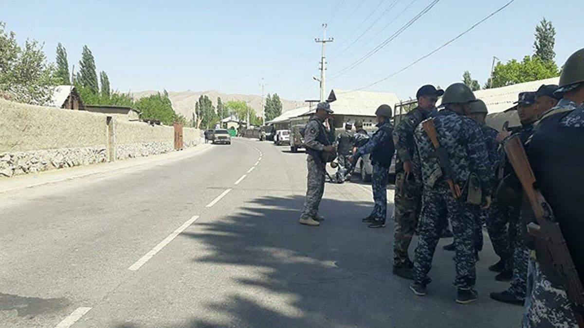 Киргизстан і Таджикистан закінчили відведення військ від кордонів