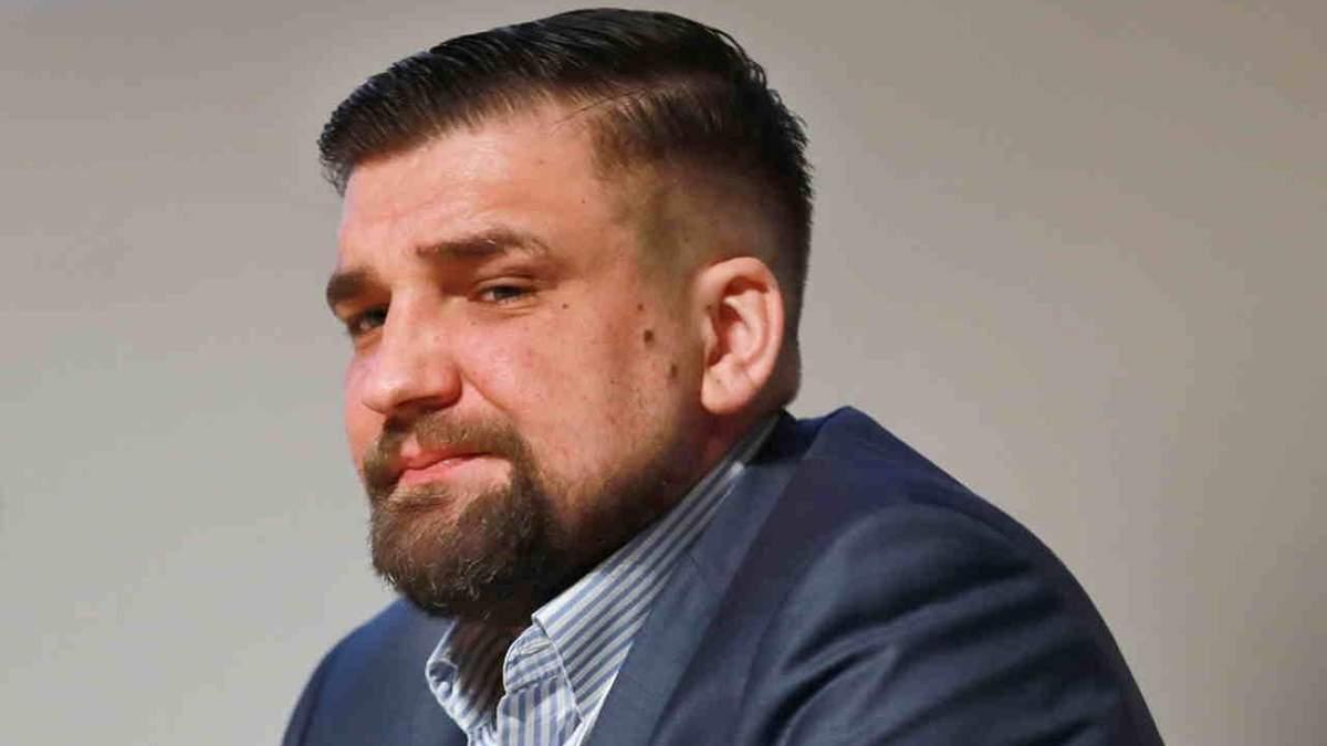 Баста, який виступав в окупованому Криму, приїхав у Київ у 2021