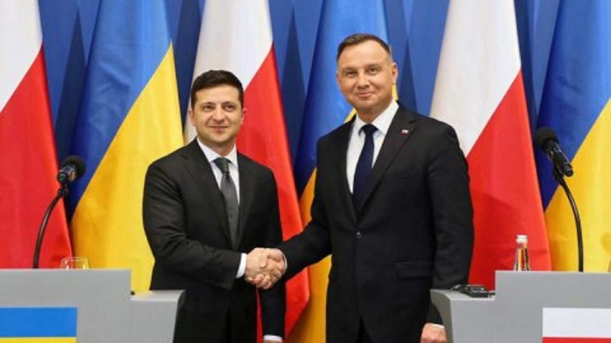 Анджей Дуда підтвердив свою участь у саміті Кримська платформа