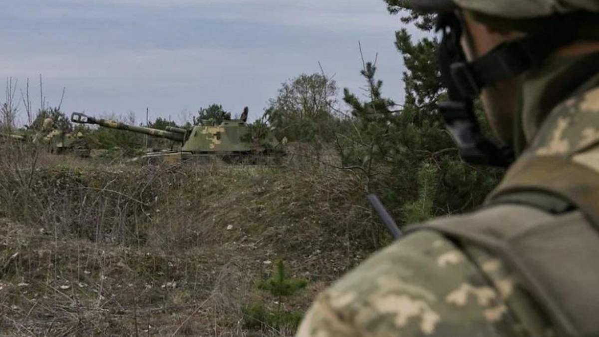 Бойовики на Донбасі 3 травня 2021 атакували українських військових