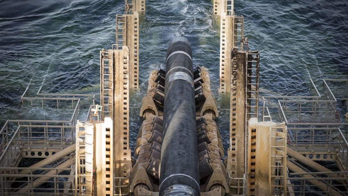 Німецькі екологи заблокували будівництво Північного потоку-2