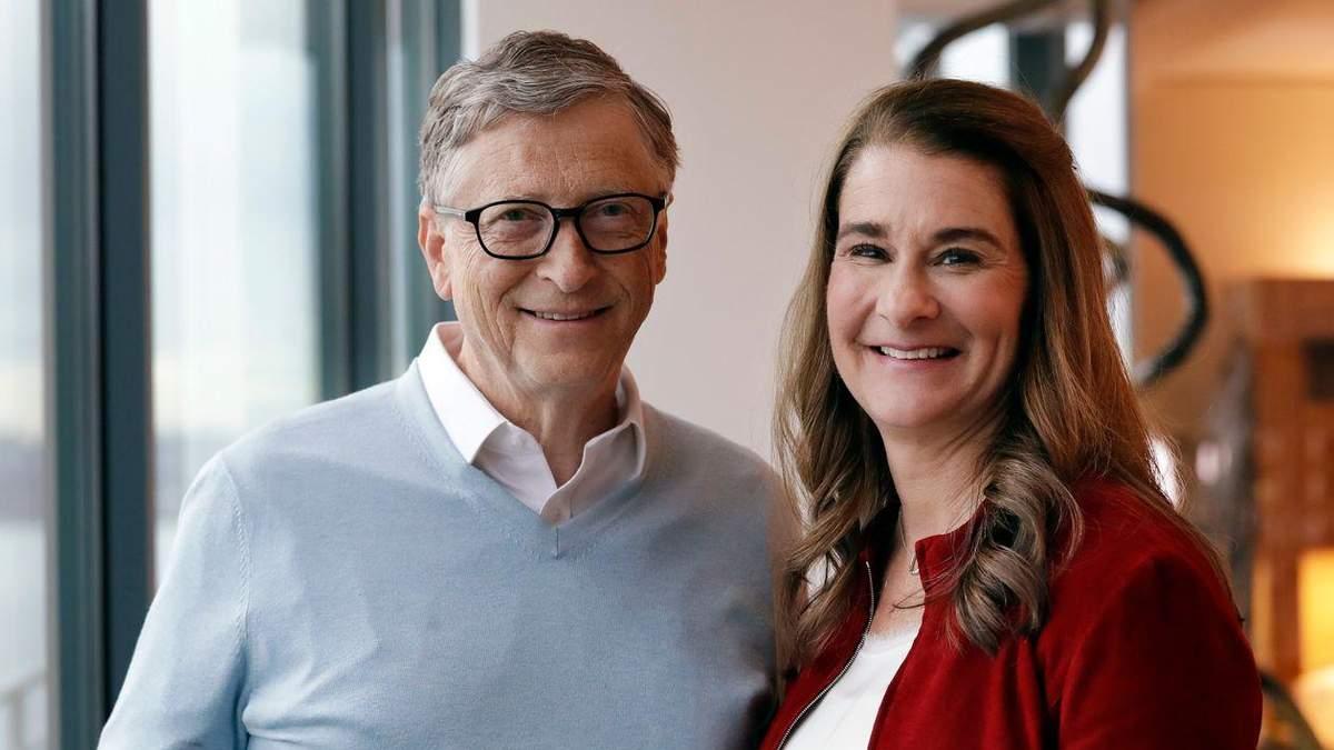 Білл та Мелінда Гейтси оголосили про розлучення
