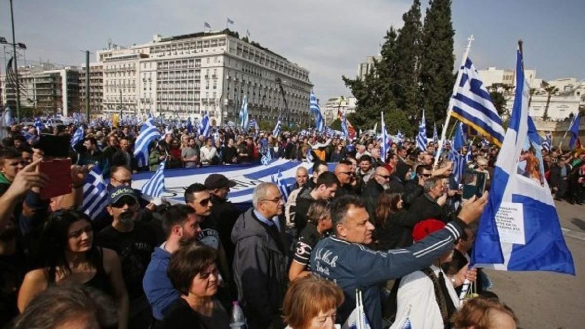 Хай живе День праці: грецькі журналісти оголосили страйк